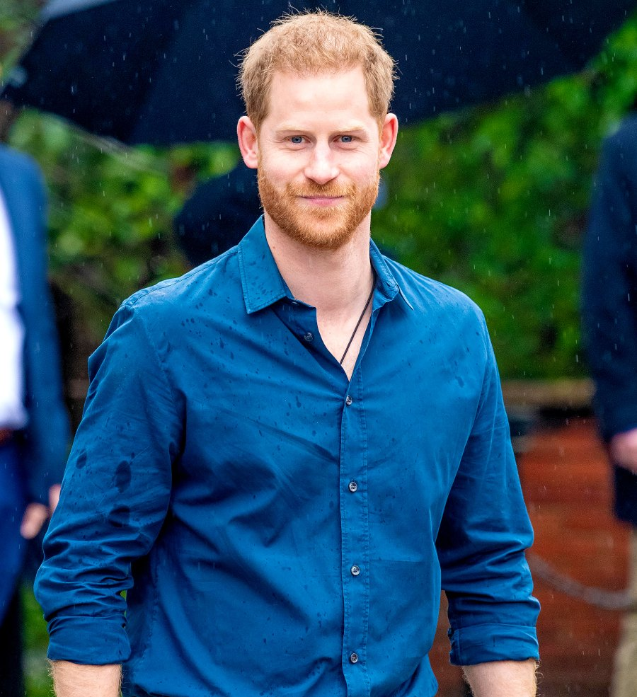 Prince Harry Describes Pressure as a Father to Give Children the Future They Deserve