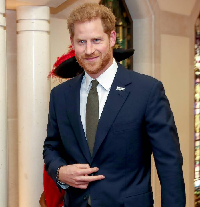 Prince Harry Shares Message for Invictus Games Athletes Amid COVID-19 Crisis