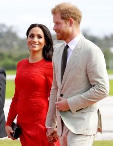 Prince Harry Was Protective Meghan Markle Royal Photographer Says