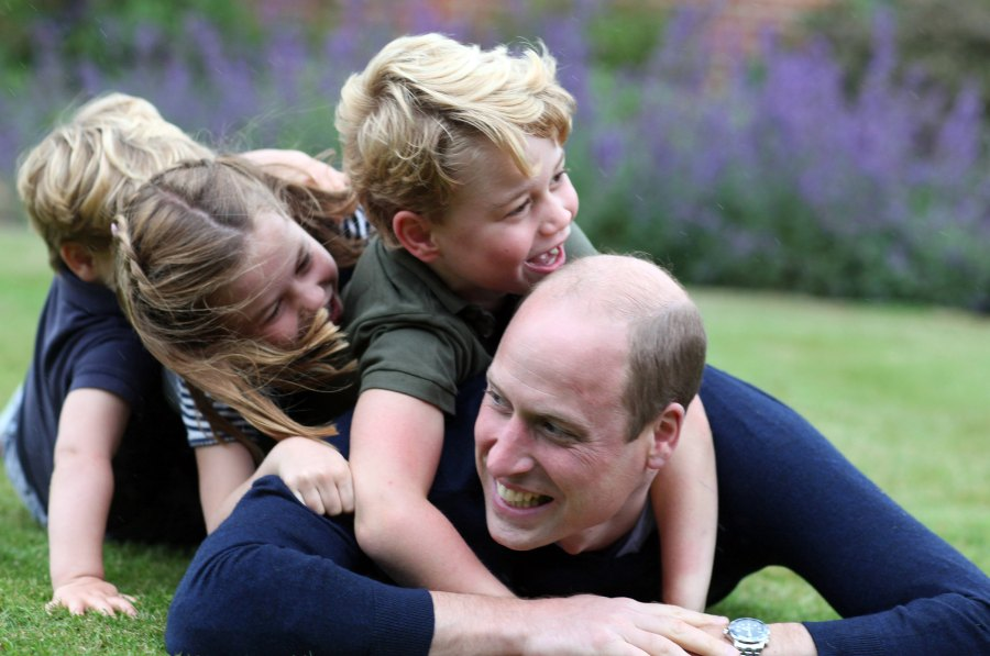 Prince William and Duchess Kate Share Sweet Throwback Photos for Fathers Day