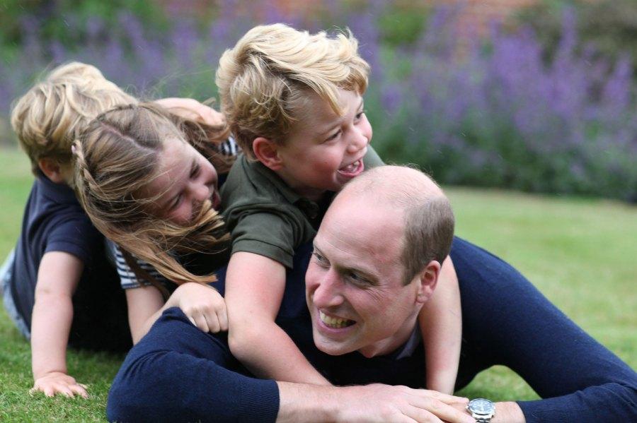 Prince William Homeschool Prince George, Princess Charlotte and Prince Louis