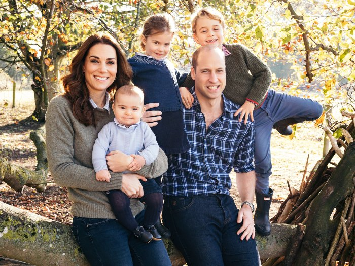 Prince William and Duchess Kate 3 Kids Have Been Attacking the Kitchen Amid Quarantine