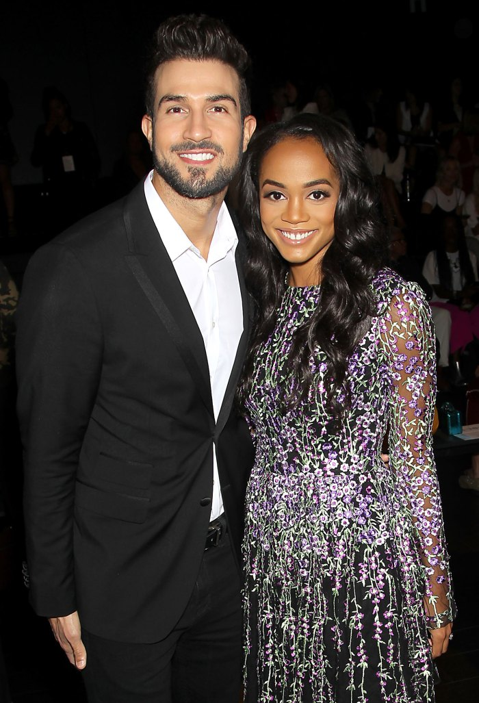 Rachel Lindsay Ive Had Tough Discussions With Bryan Abasolo About Race