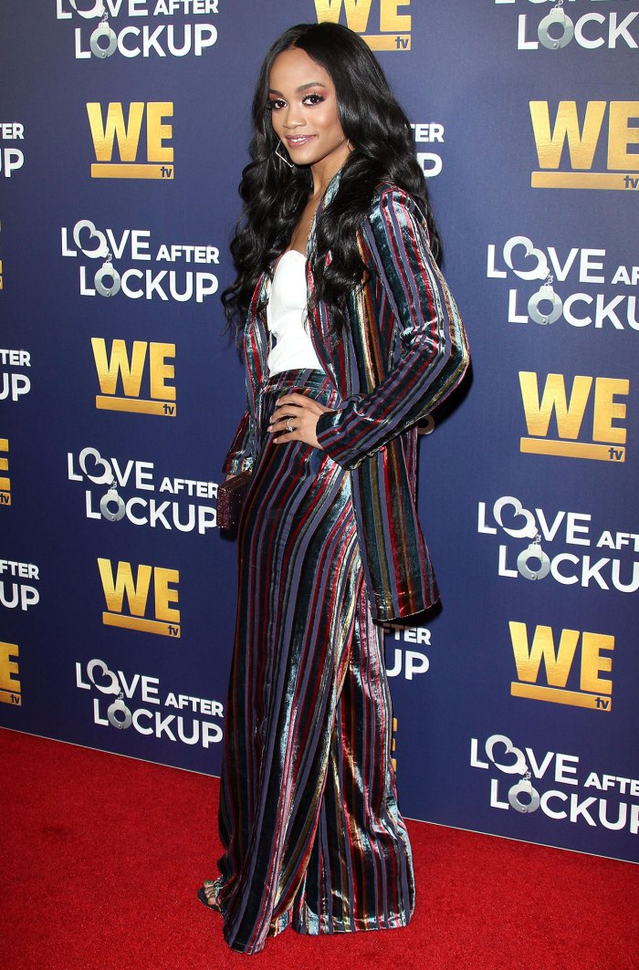 Rachel Lindsay Reveals There Was a Racist Contestant on Her Season of Bachelorette