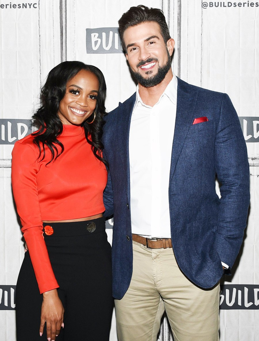 Rachel Lindsay and Bryan Abasolo Bachelor Nation Couples Who Are Still Going Strong