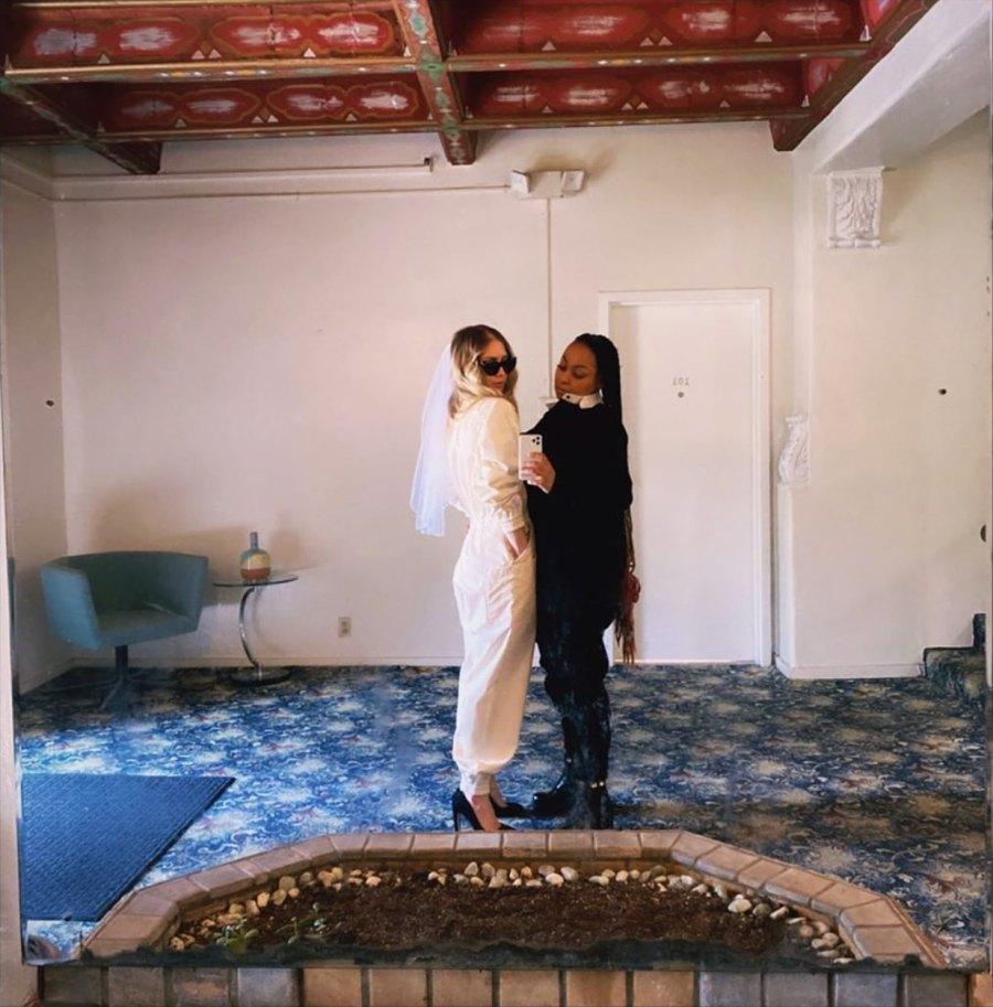 Raven-Symone Married