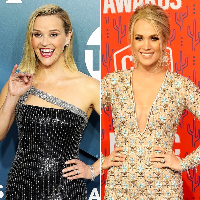 Reese Witherspoon Has the Cutest Response After a Fan Mistook Her for Carrie Underwood