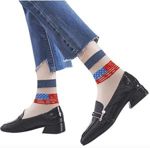 Ristake Women's Sheer Socks