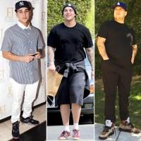 Rob Kardashian Body Evolution
