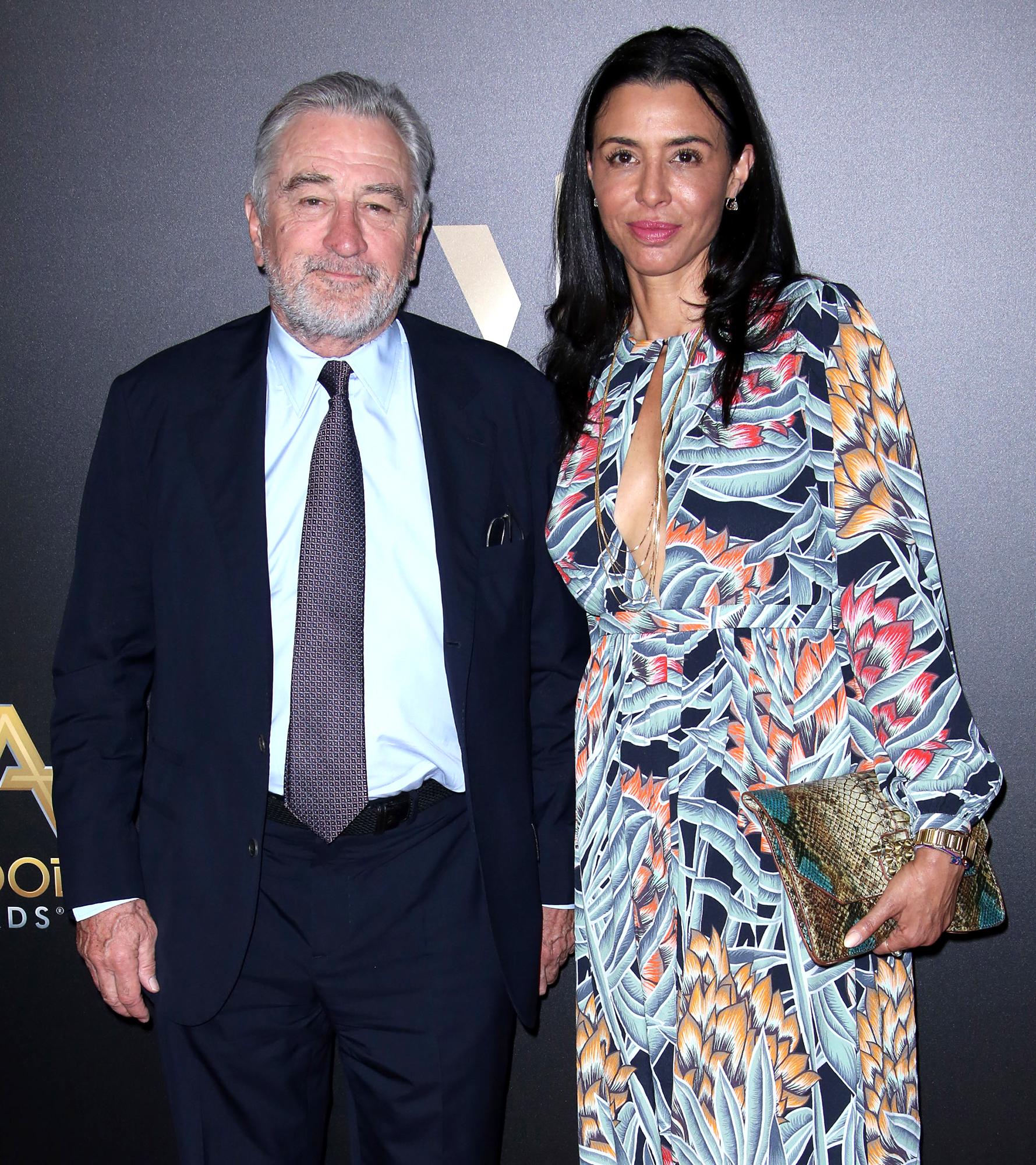 Robert De Niro Gets Real About Raising 6 Biracial Children ...