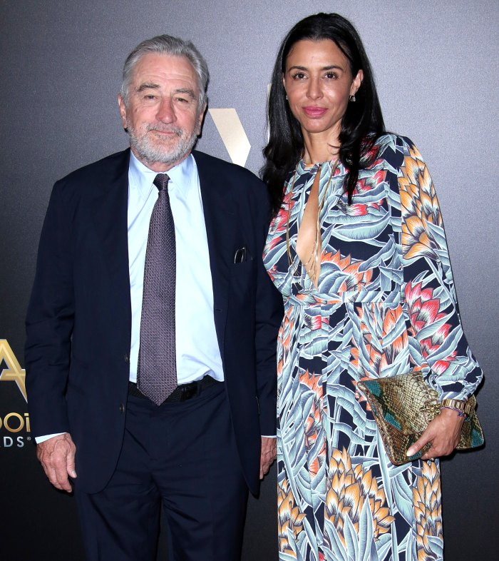 Robert De Niro Gets Real About Raising 6 Biracial Children