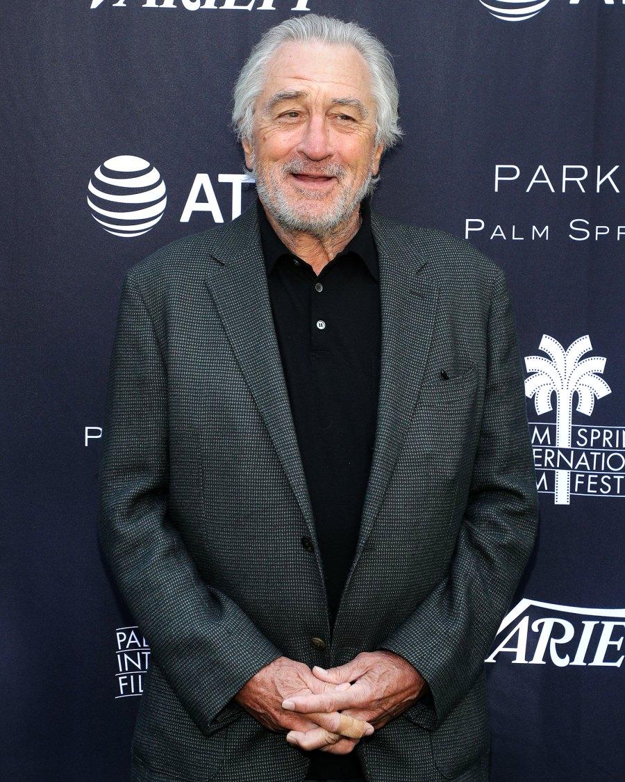 Robert De Niro's Sweetest Quotes About Fatherhood, Raising 6 Kids