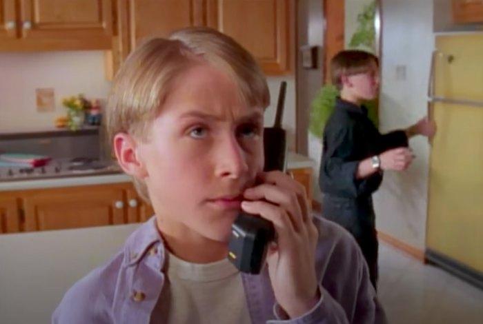 Ryan Gosling Are You Afraid of the Dark
