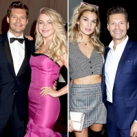 Ryan Seacrest dating history from Julianne to Shayna
