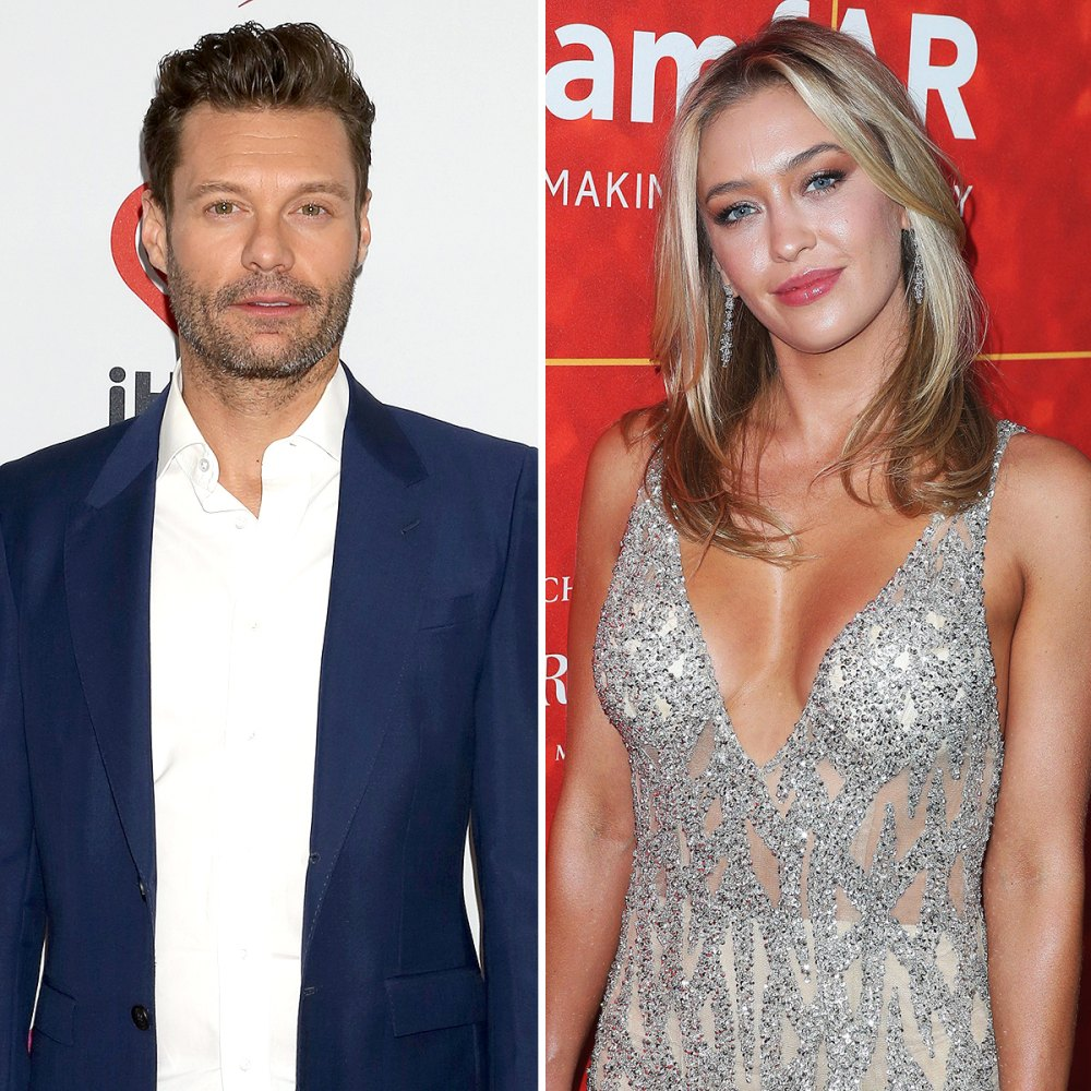 Ryan Seacrests Dating History: Julianne Hough, More
