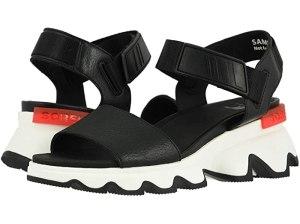 SOREL Kinetic Sandal (Black)