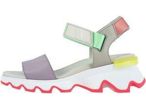 SOREL Kinetic Sandal (Dove)