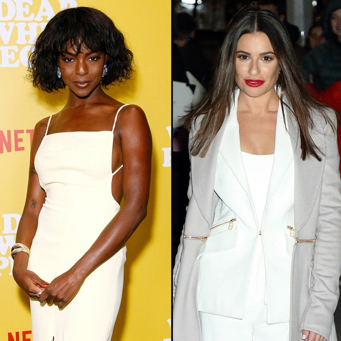 Samantha Ware Reveals Why She Called Out Lea Michele
