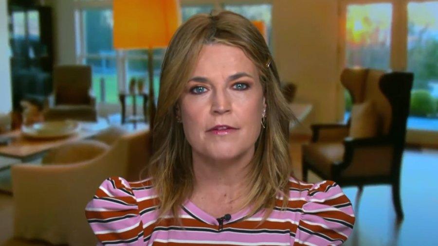Savannah Guthrie Claps Back At On Air Hair Criticism