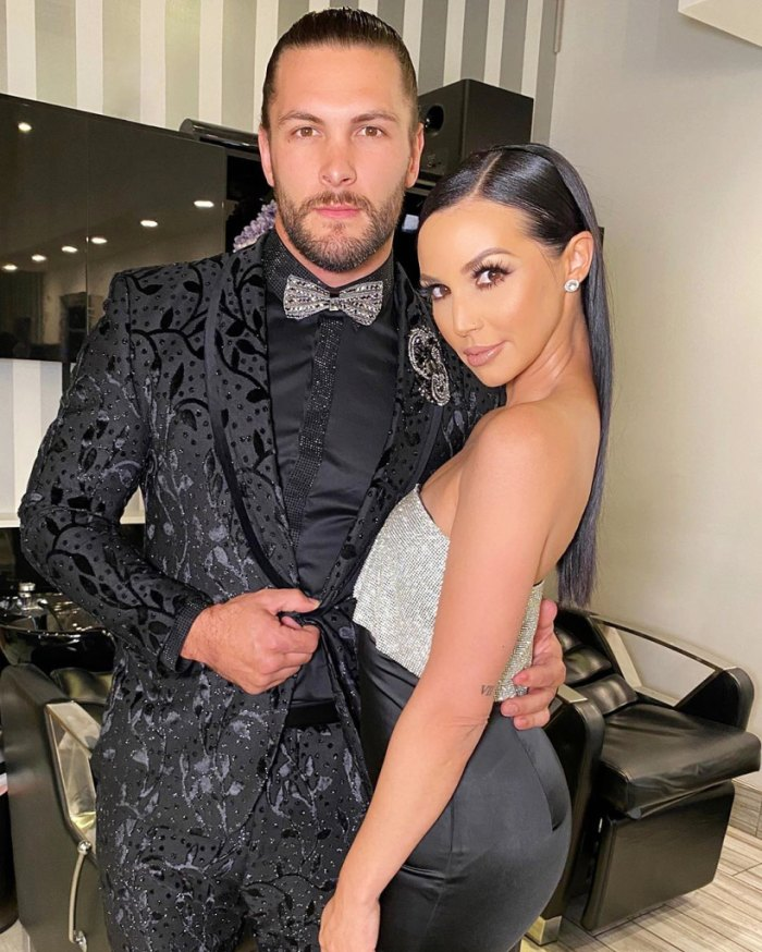 Scheana Shay's Boyfriend Brock Davies Posts Message of Love and Support After Miscarriage