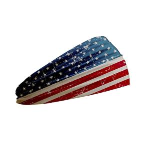 American-flag-headband