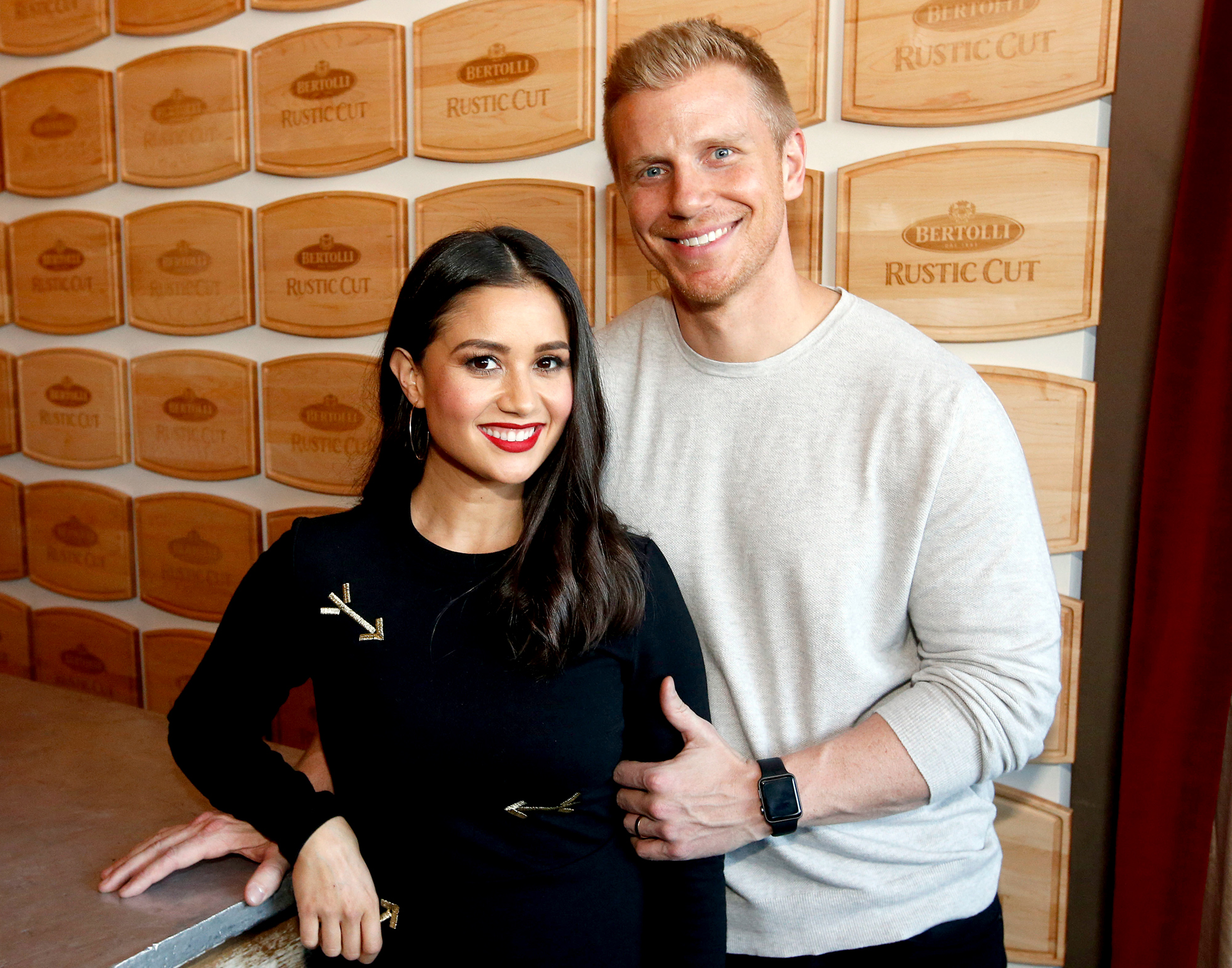 Sean Lowe and Catherine Guidici Troll Fans With Pregnancy Joke