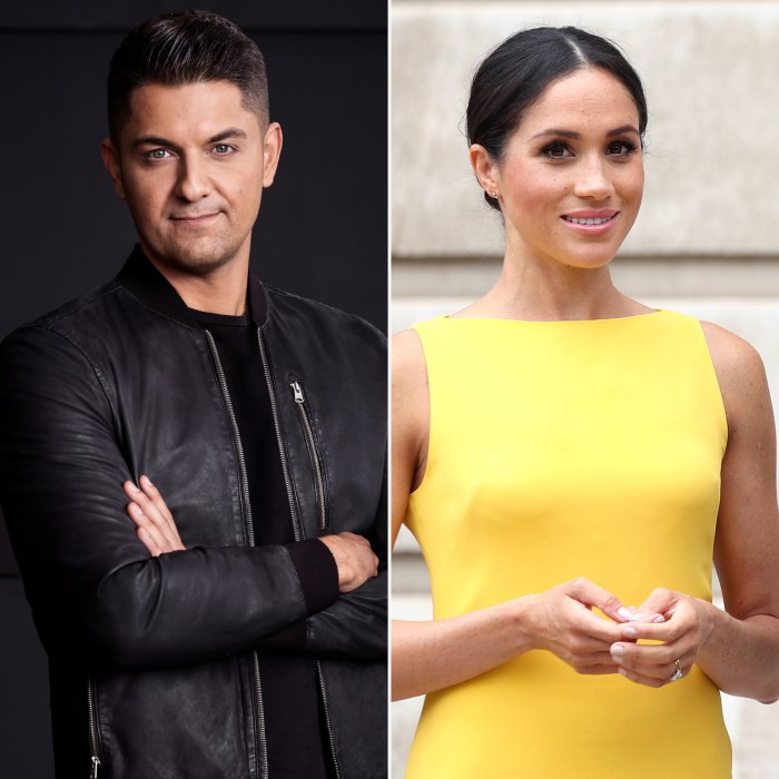 Shahs of Sunset's Nema Vand 'Learned His Lesson' After Saying Meghan Markle Ghosted Her High School Boyfriend