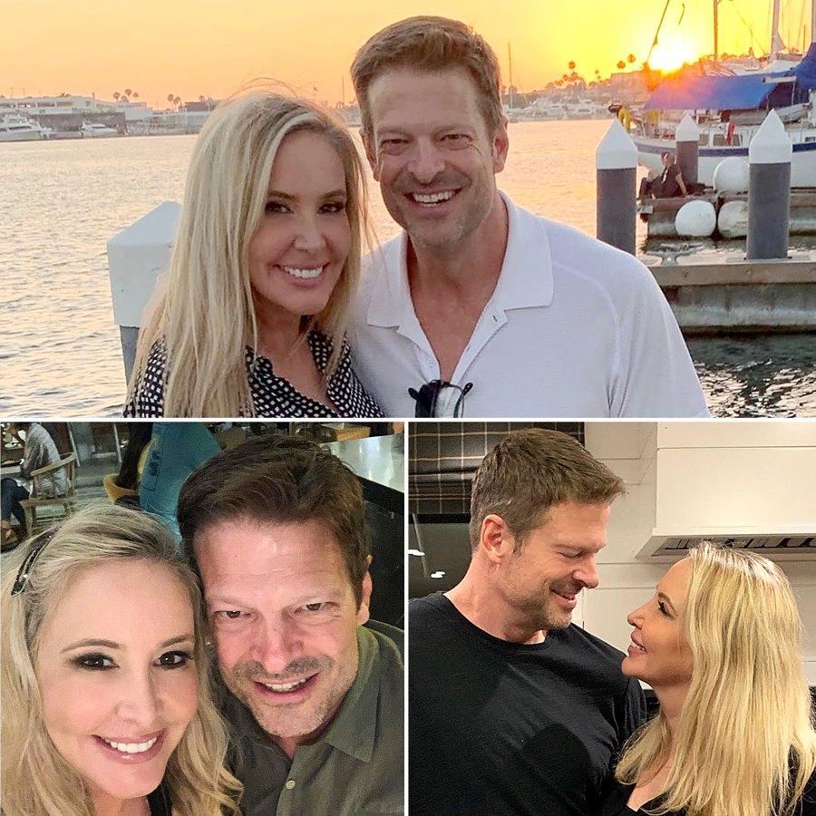 Shannon Beador Celebrates Anniversary With Boyfriend John Janssen