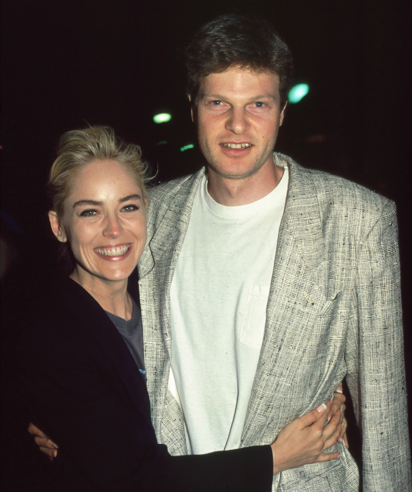 Sharon Stone Reacts to Ex Steve Bings Death by Suicide 1