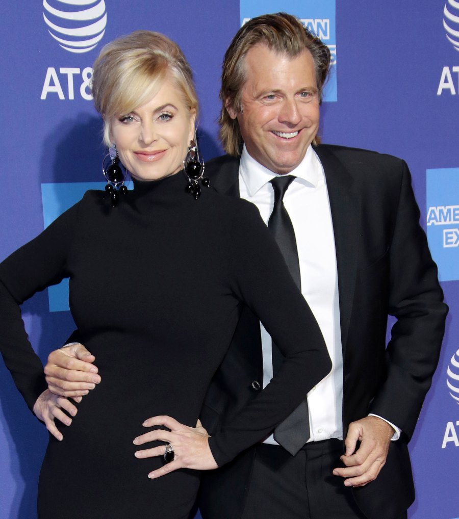 Vincent Van Patten and Eileen Davidson Soap Stars Who Dated Offscreen