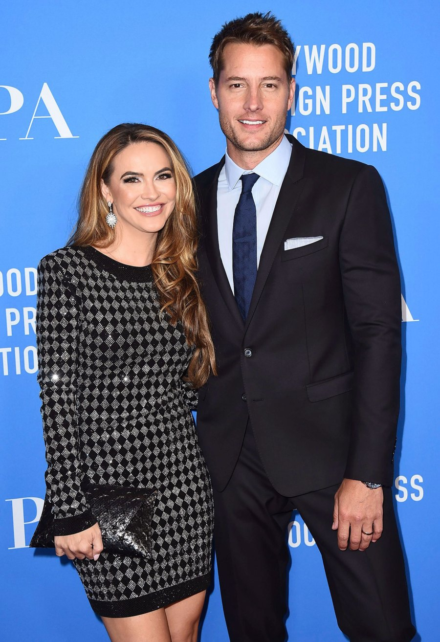 Justin Hartley and Chrishell Stause Soap Stars Who Dated Offscreen