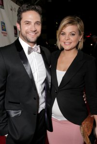 Brandon Barash and Kirsten Storms Soap Stars Who Dated Offscreen