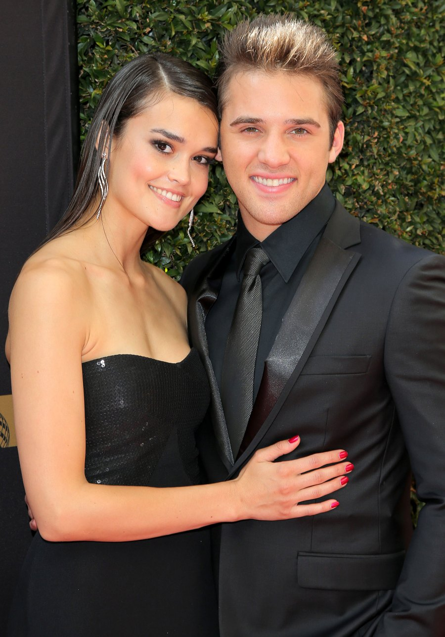 True O'Brien and Casey Moss Soap Stars Who Dated Offscreen