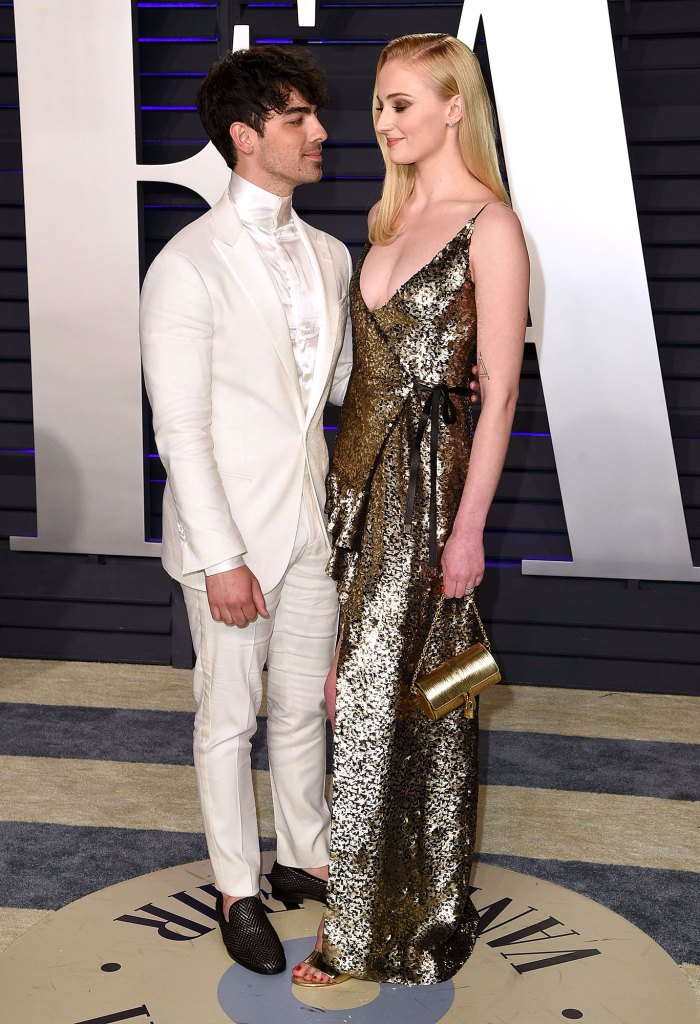 Sophie Turner Gives Birth, Welcomes 1st Child With Joe Jonas