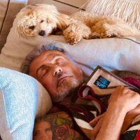 Sylvester Stallone nap