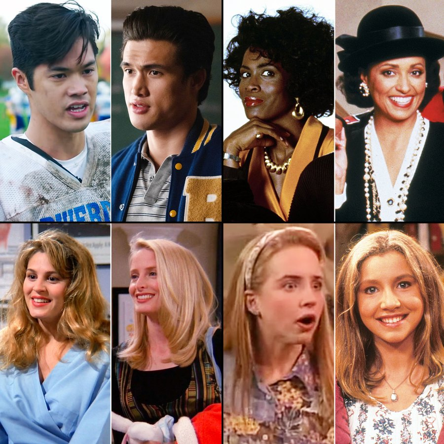 TV Shows That Recast Characters