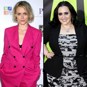 Taylor Schilling Nikki Blonsky Come Out During Pride Month