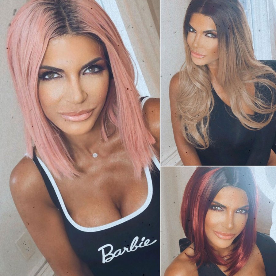 Teresa Guidice is a Wig Chameleon, See All 9 Looks