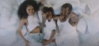 Teyana Taylor Is Pregnant Shows Baby Bump in Wake Up Love Music Video 1