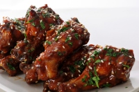 Thai Chili Chicken Wings