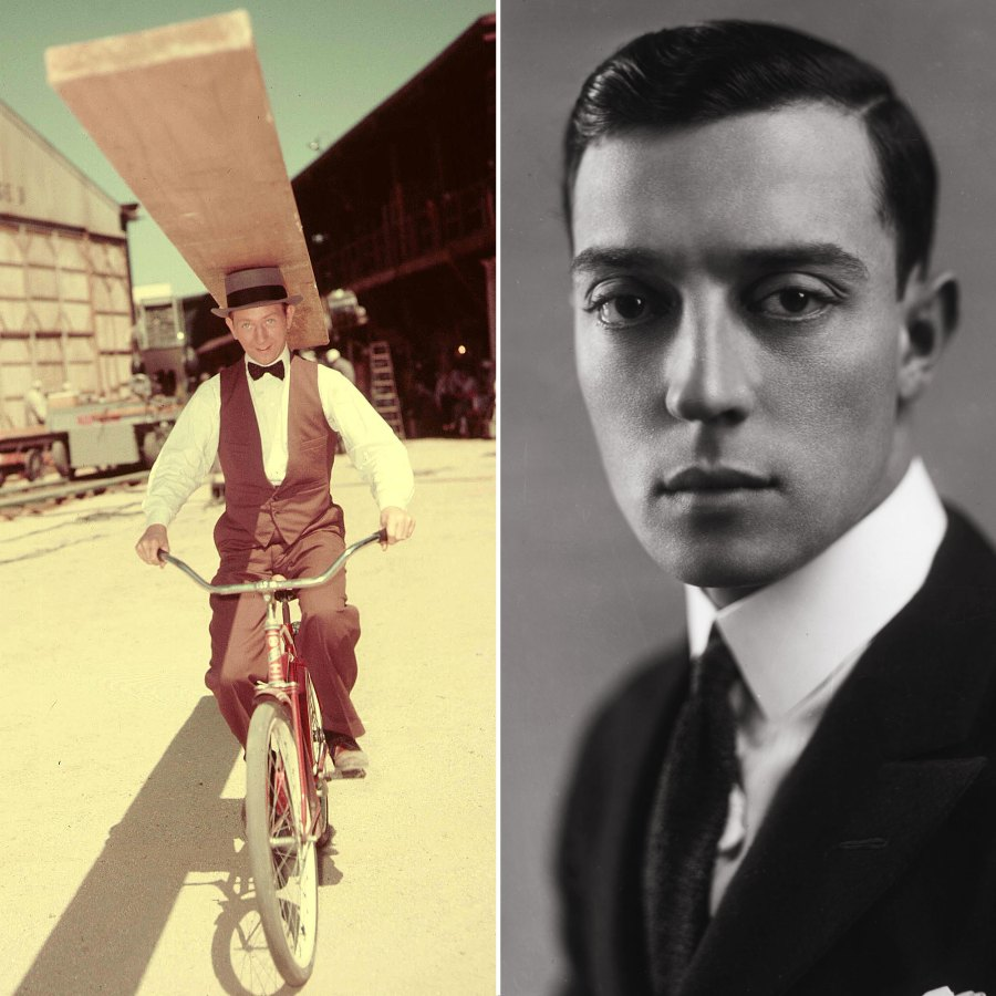 Donald O'Connor The Buster Keaton Story Films Based on Real Actors Lives