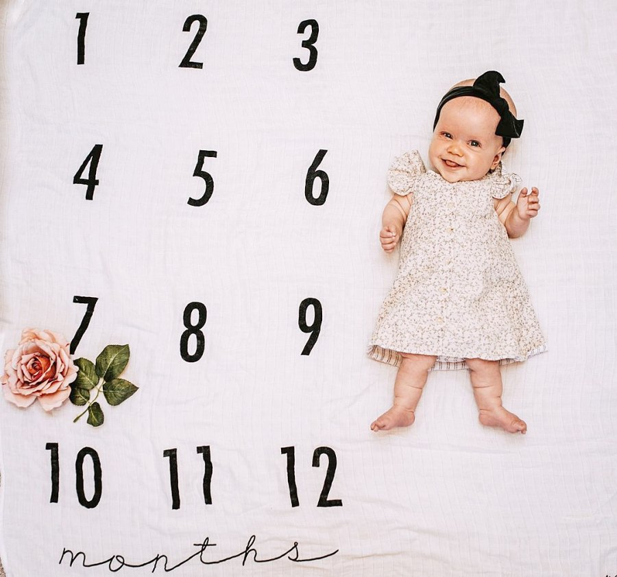 Tori Roloff Family Album Lilah 7 Months