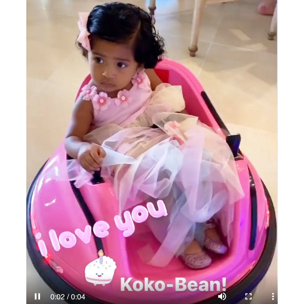 Vanessa Bryant Celebrates Her Daughter Capri S 1st Birthday
