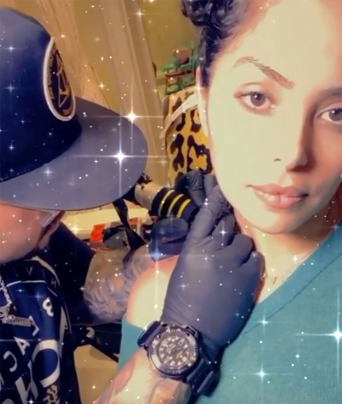 Vanessa Bryant Gets Tribute Tattoos for Kobe and Gianna