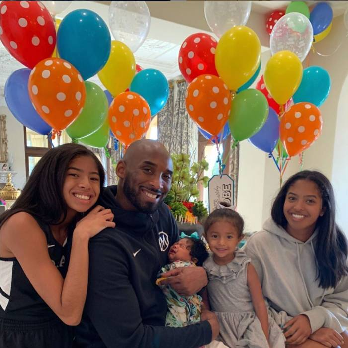 Vanessa Bryant Honors Kobe Bryant on Fathers Day