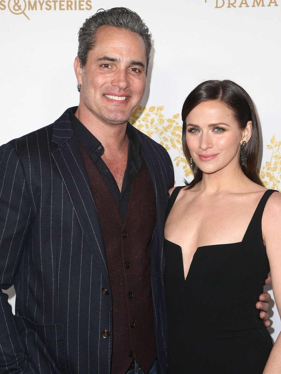 Victor Webster and Shantel VanSanten Celebrity Couples Who Starred in Hallmark Channel Movies Together