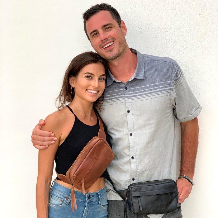 Why Ben Higgins Fiancee Jess Clarke Wont Rewatch His Bachelor Season