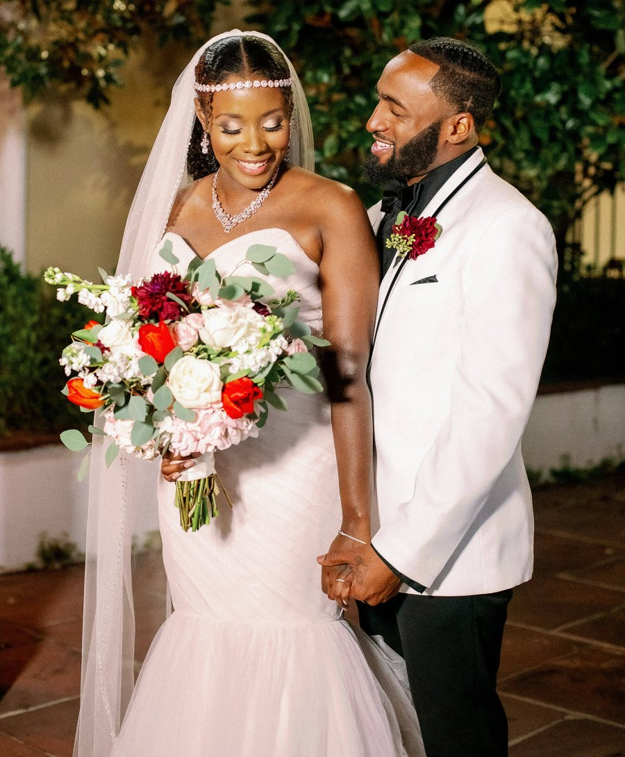Woody Amani married at first sight