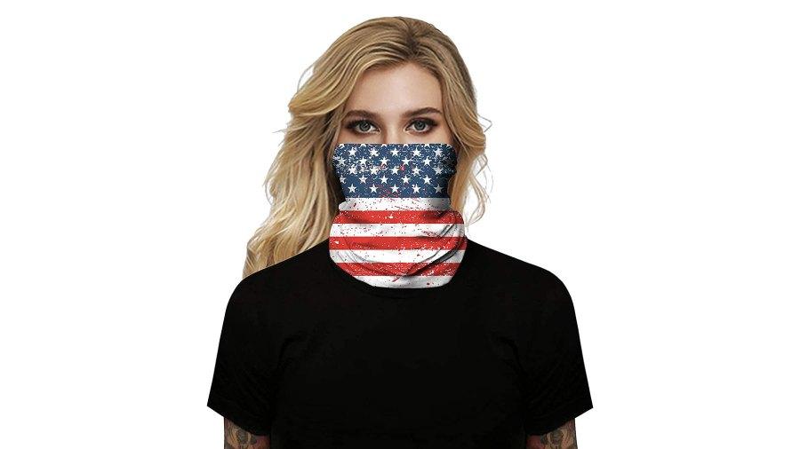 Maisolly Unisex Bandana Face Cover