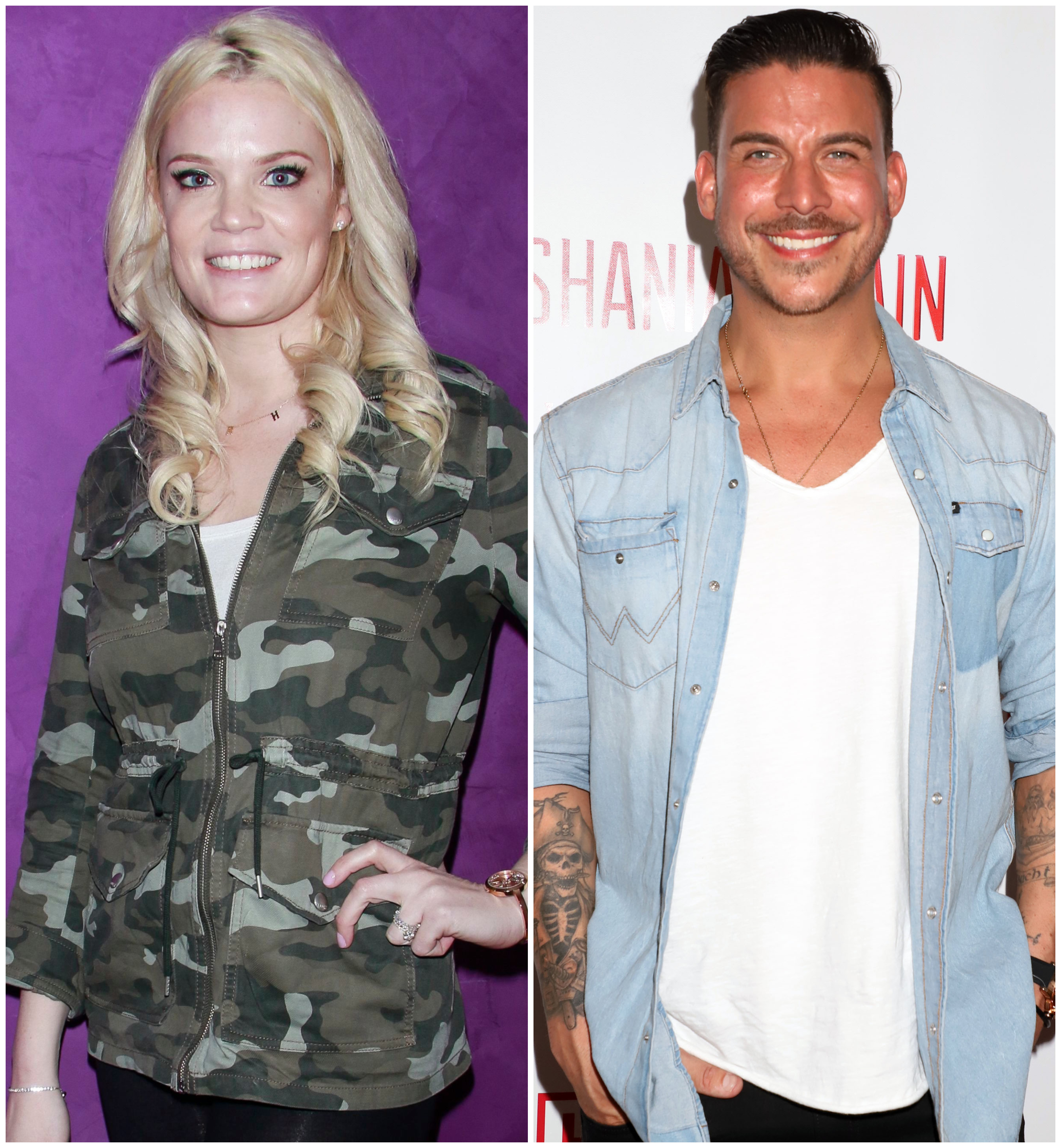 90 Day Fiance's Ashley Martson Calls on Bravo to Fire Jax Taylor for Racist Comment About Her Husband Jay Smith